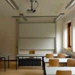 Studienkolleg Dietrichsdorf FH Kiel - Unterrichtsraum