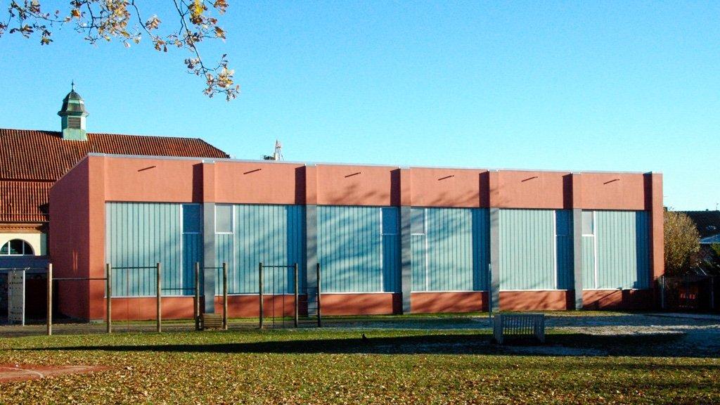 Sporthalle Wilhelminenschule