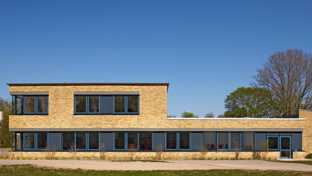Erweiterung Theodor Heuss Schule Preetz